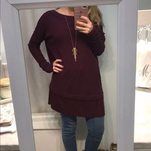 Free People North Shore Thermal NWT Small